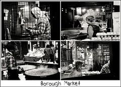 Borough Market. London