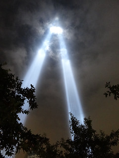 9-11-2011 Tribute in lights