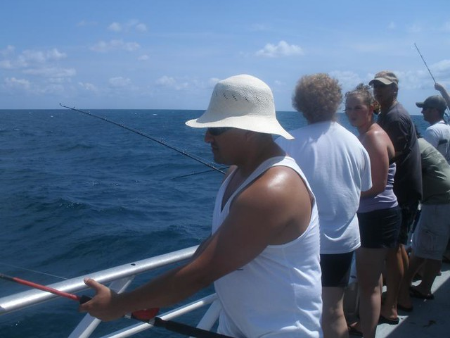 Deep sea fishing daytona beach flickr photo sharing for Deep sea fishing daytona