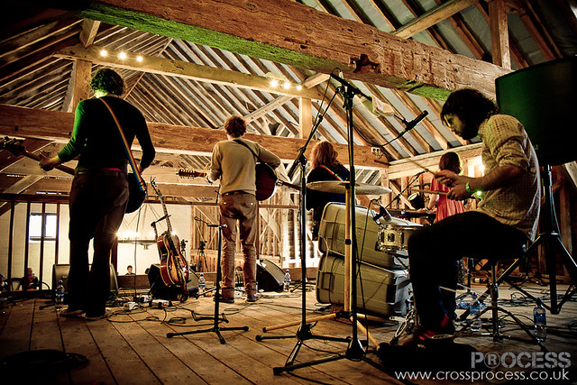 Indigo Earth - Barn on the Farm 2011
