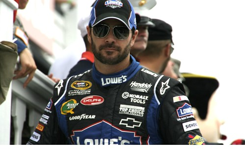Jimmie Johnson by plstt