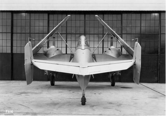 Grumman XF5F Skyrocket 1939