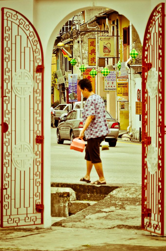 Streets of Seremban ...