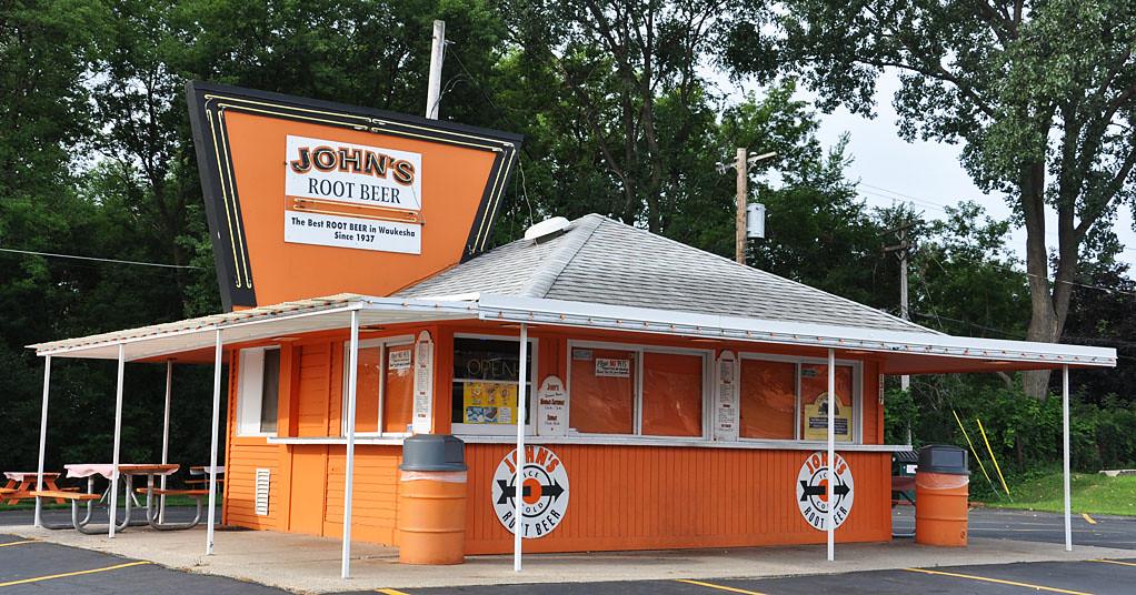 John's Root Beer