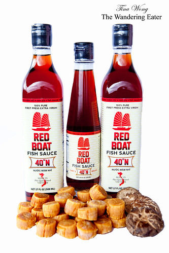 Red boat fish sauce delicious artisan fish sauce the for Red fish sauce