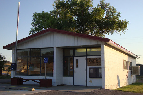 Post Office 82222 (Lance Creek, Wyoming)