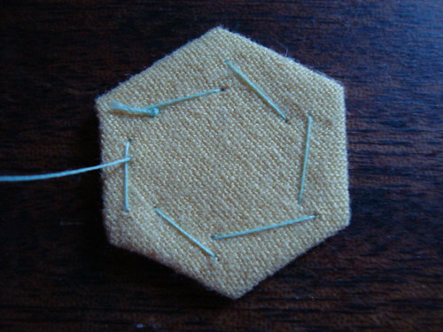 Finished Hexagon - Front