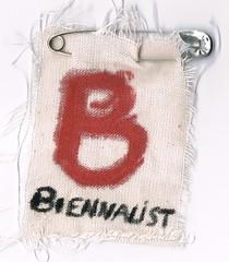 BIENNALIST logo