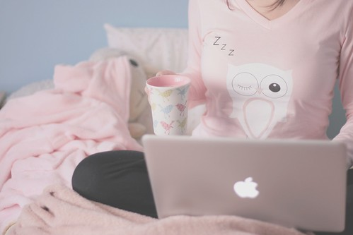 229/365 soft-pink-lazy-day