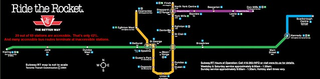 Ttc Subway Map 2025.Mapping An Accessible Ttc Www Imagez Co