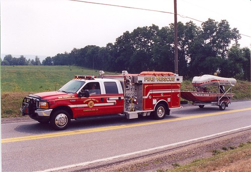 Mini-Pumper 25 & Boats