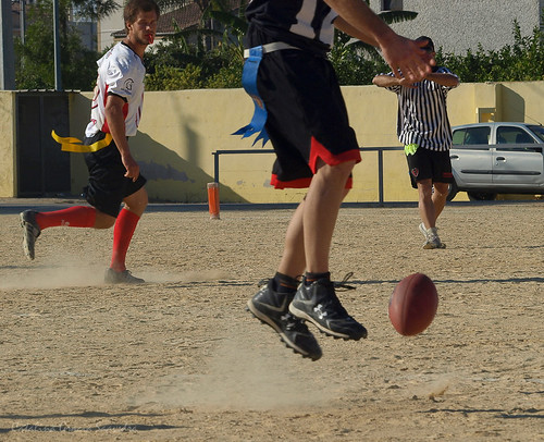 Memorial Flag Football J.J.Barceló