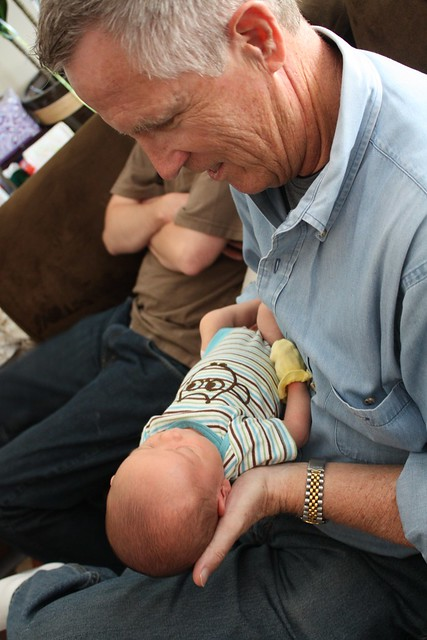 Grandpa Mike