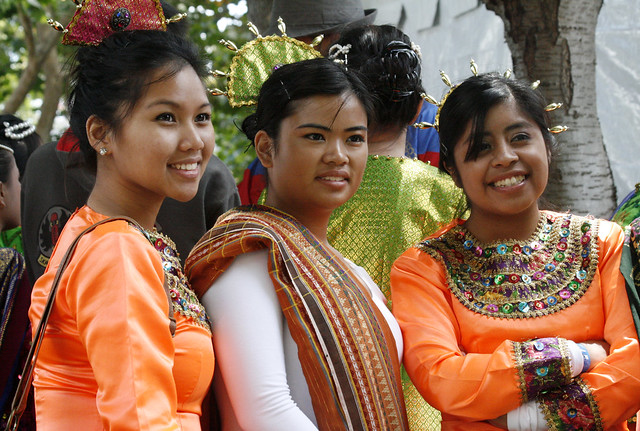 Filipino Cultural Dance Costumes http://www.flickr.com/photos/shaireproductions/6079181835/