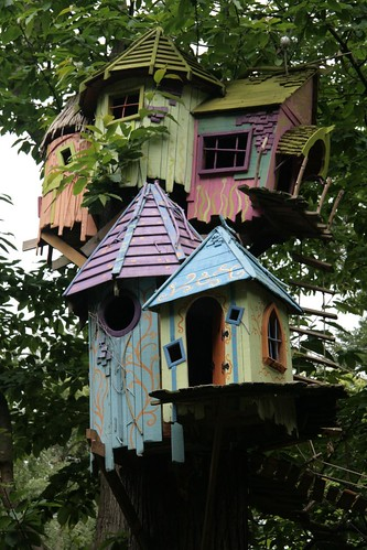 BeWILDerwood - The Curious Treehouse Adventure Park