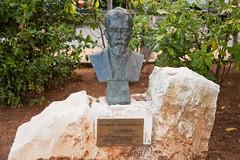 Henryk Sienkiewicz Bust - Opatija, Croatia