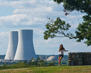 Cooling Towers, Brayton Point Power Station