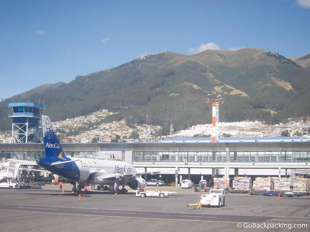 Aeropuerto Internacional Mariscal Sucre