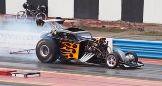Drag Racing 2011, Joe Bond, burnout | by Hammerhead27