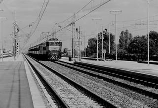 Jesi Stazione, Le Marche