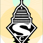 Super Congress / Committee - Cartoon Logo