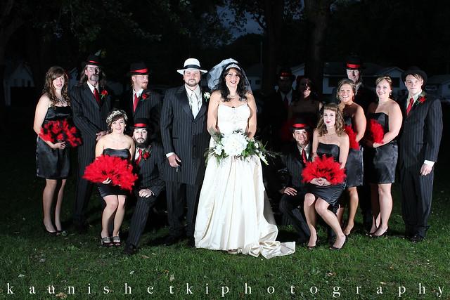 1920 Themed Wedding farm7staticflickrcom
