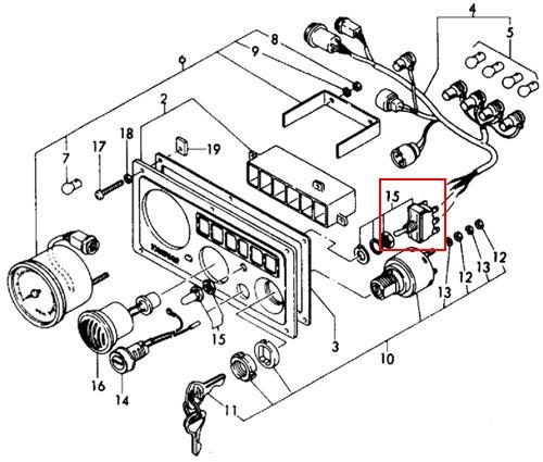 Yanmar 2gm Engine Wiring Diagram