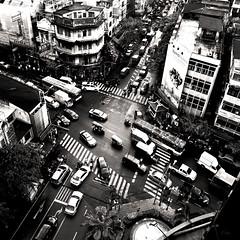 Bangkok Street - The Algorythm of Movement