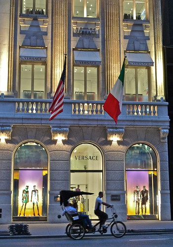 versace | 5th avenue