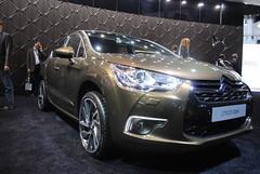 automobile, automotive exterior, citroã«n, sport utility vehicle, vehicle, automotive design, auto show, mid-size car, land vehicle,
