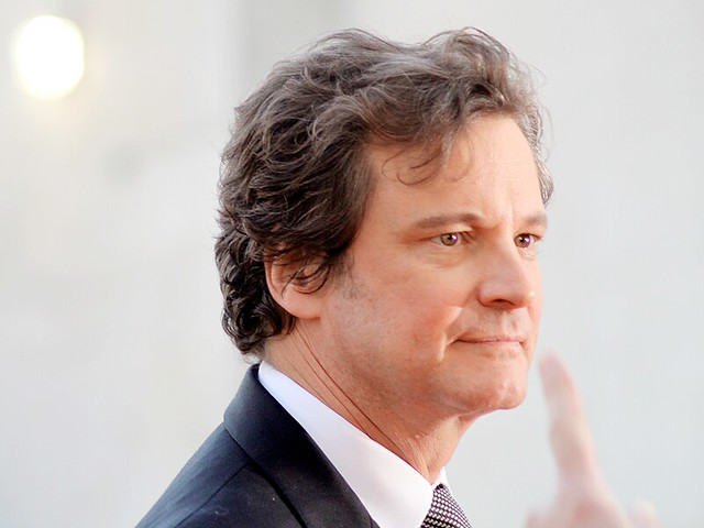 Colin Firth | 6 Strange Places UK Celebs Keep Their Awards