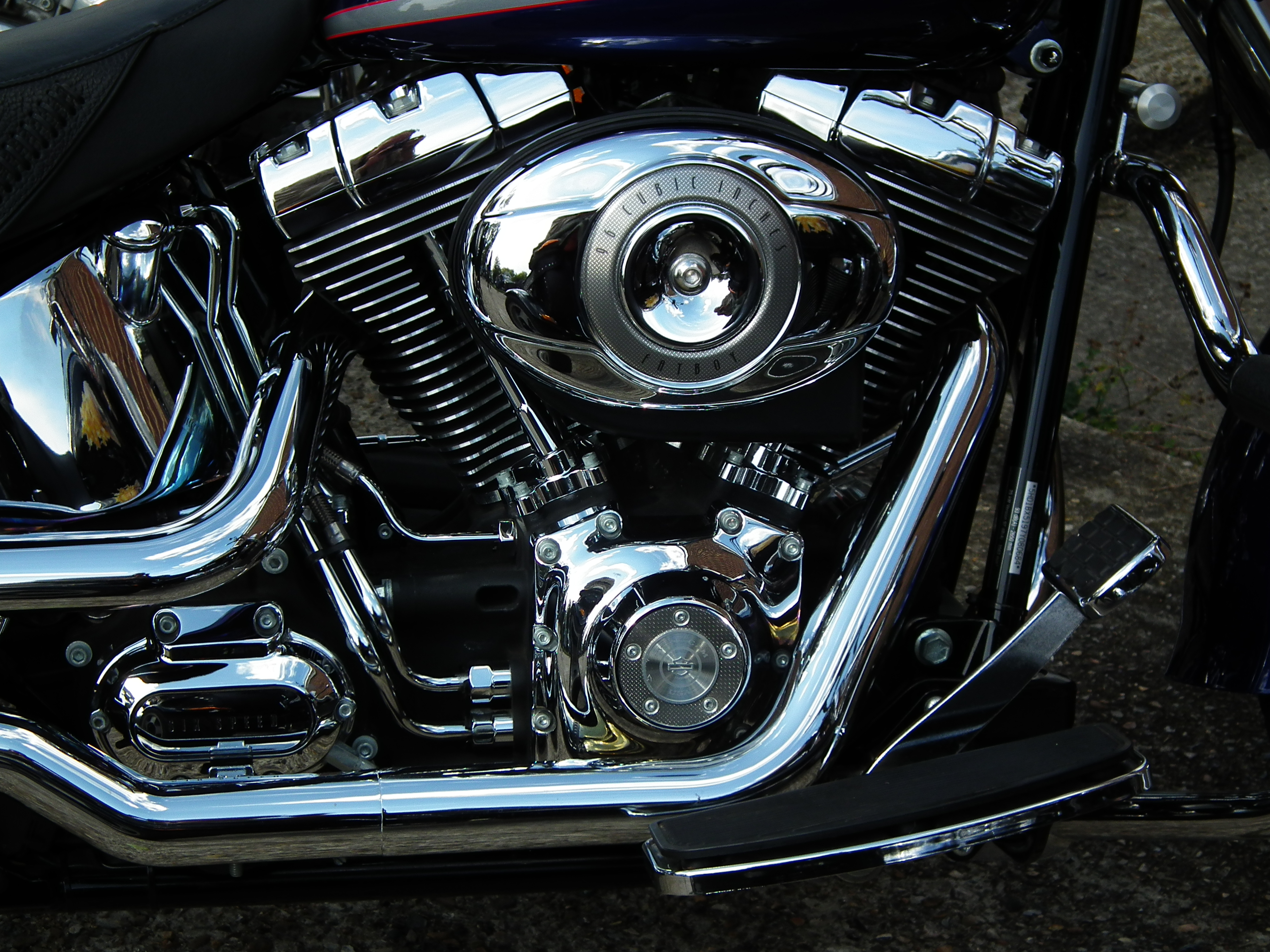 Harley Davidson Flstf Triple Clamp Parts Guide