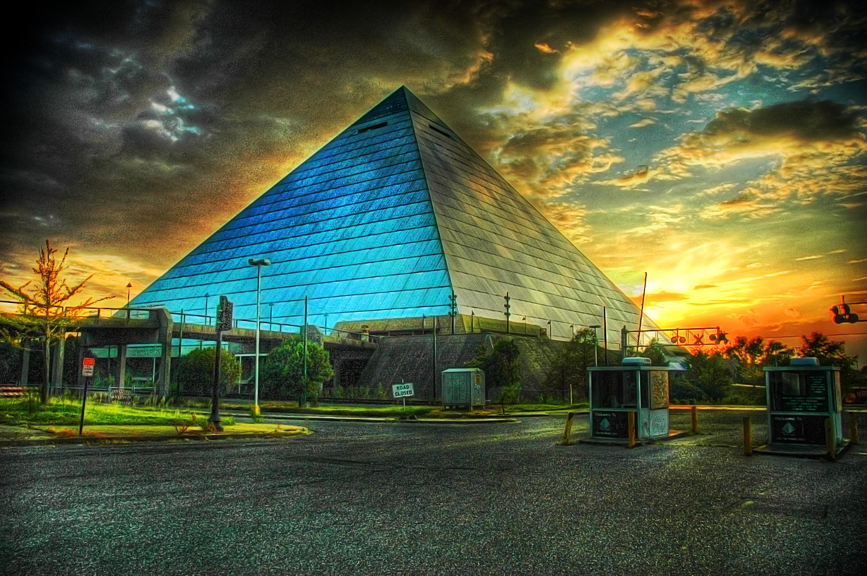 Pyramid Arena Memphis TN | Flickr - Photo Sharing!