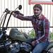 Rigid Harley Shovel by Marius Mellebye / 276ccm