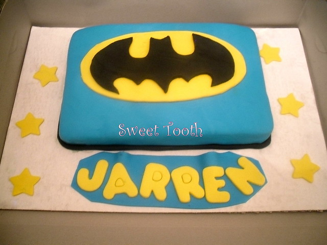 Birthday Cake With Photo Upload Free : Batman Birthday Cake Flickr - Photo Sharing!