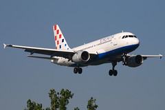 Croatia Airlines A319-112 9A-CTG