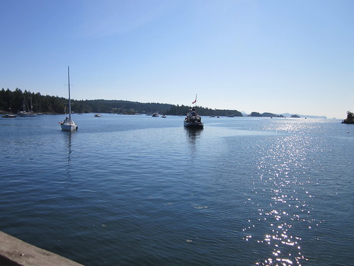 Salt Spring Island and Chefs Across The Water