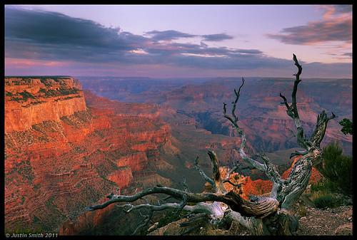 arizona sunrise az nikond50 grandcanyonnationalpark coloradoplateau justinsmith yakipoint leefilters nikon1735mmf28 justinsmithphotocom