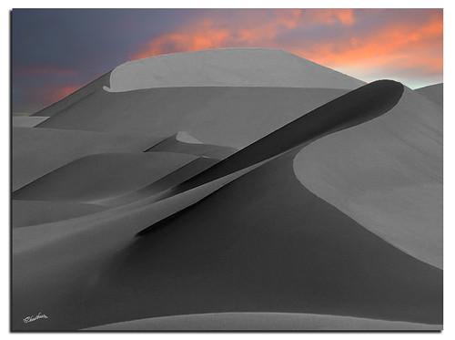 light shadow sunrise desert alba dunes dune curves ombre marocco curve visualart deserto ghostbuster paololivornosfriends gigi49 lucei
