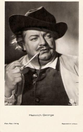 Heinrich George in Andreas Schlüter (1942)