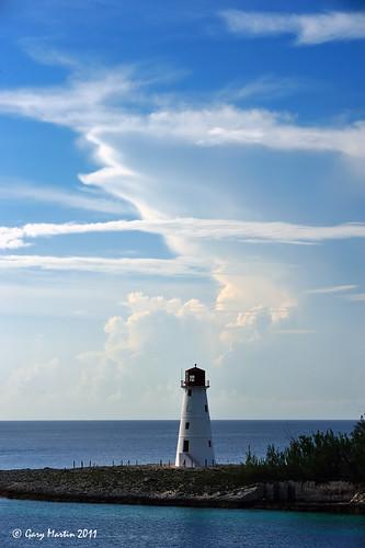 lighthouse caribbean bahamas