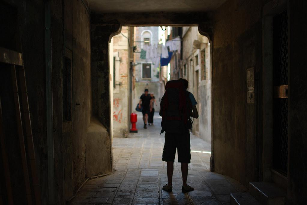 Venetian shortcut