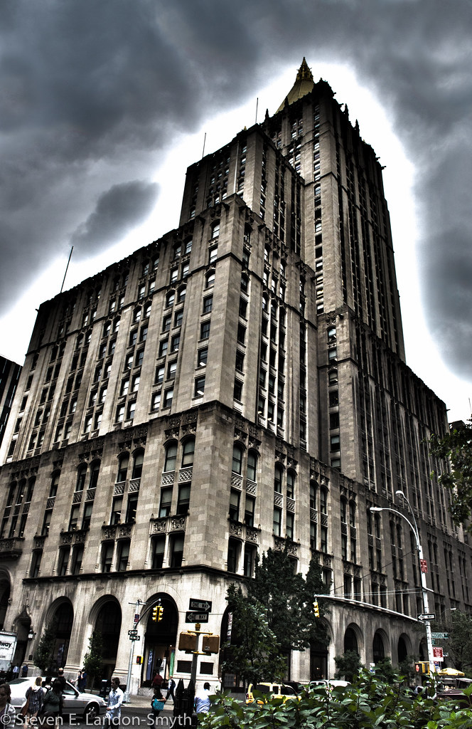 New York Life Building HDR