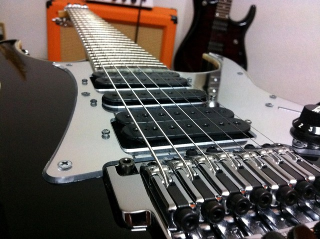 Photo:Ibanez UV777 By Mekkjp