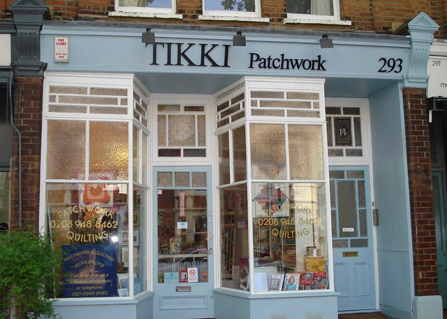 Tikki Patchwork shop front | Flickr - Photo Sharing!