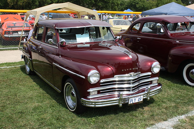 1949 plymouth deluxe 4 door flickr photo sharing