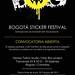 BOGOTÁ STICKER FESTIVAL by ● LATIR●
