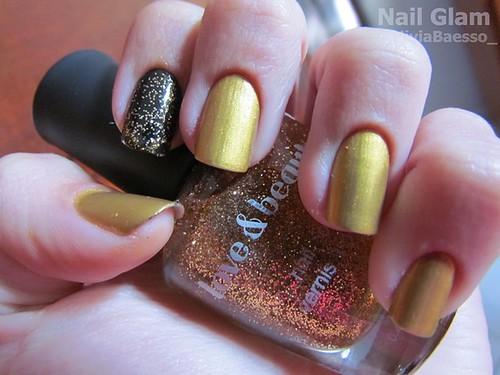 Gold - love & beauty