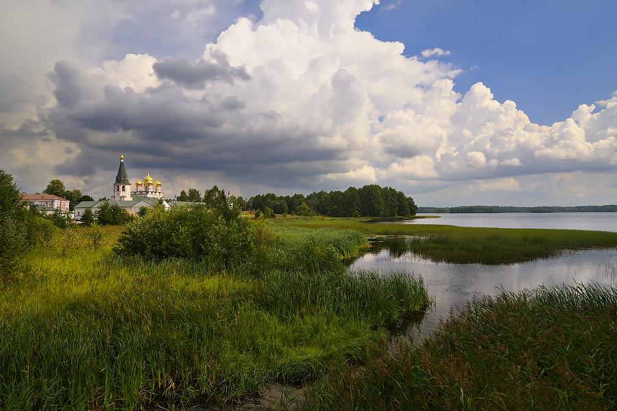 Valday Iver Men's Monastery