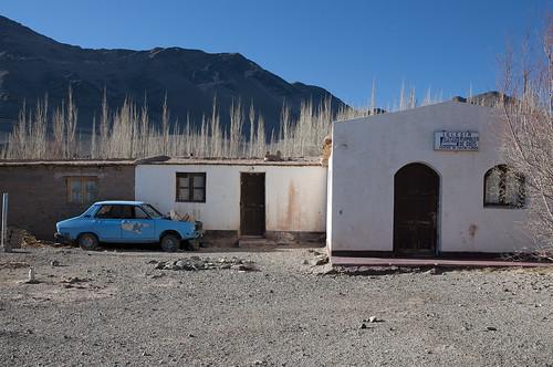 Chiesetta in El Peñon